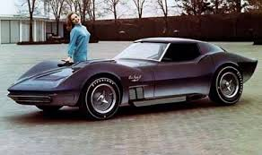 year corvette made chevrolet corvette