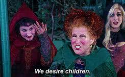 Hocus Pocus Meme - 10 reasons why collegiettes are obsessed with hocus pocus her cus