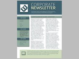 22 free newsletter templates free psd ai vector eps format