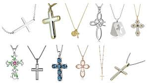 cross necklace fashion jewelry images Top 20 best gold silver crosses inspirational jewelry for jpg