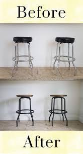 Metal And Wood Bar Stool Furniture Farmhouse Bar Stools Cheap Counter Stools Rustic
