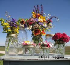 jar flowers jar jar flower frog vases clear 7 sizes flickr