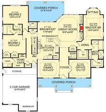 split bedroom house plans plan 3878ja rustic split bedroom house plan house future and