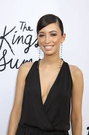 christian serratos at the los angeles special screening of the