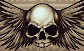 learn how to draw a harley davidson skull skulls pop culture free