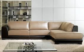 Sofa Beds Simply Simple Modern Leather Sofa Home Decor Ideas - Contemporary leather sofas design