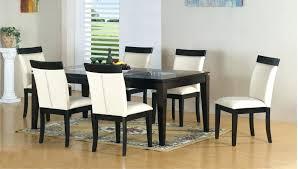 contemporary black dining room sets modern dining room set opstap info