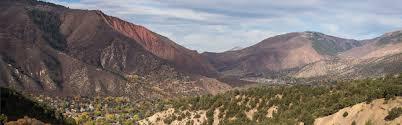 Glenwood Springs Colorado Map by Glenwood Springs Map