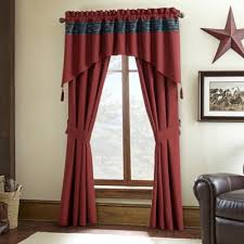 buy red panels curtains from bed bath u0026 beyond