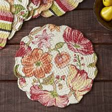 stanmore quilted placemats reviews birch