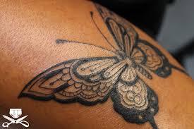tribal butterfly hautedraws