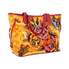 ed hardy bag baby diaper tote bag butterfly rose tattoo design w