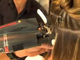 laser hair extensions hairdreams the of hair creation laserbeamer xp