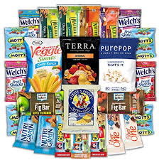 College Care Package Amazon Com Student Care Package Food Basket College Care