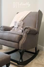 Oak Rocking Chair Uk Chair Stunning Chair Modern Rocking Nursery Type Stylish And