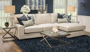 jenna sofa with chaise home zone furniture living room