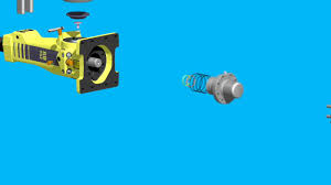 atlas copco sb 152 animation youtube