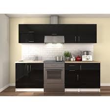 cuisine noir laqué pas cher cuisine noir laque achat vente cuisine noir laque pas cher