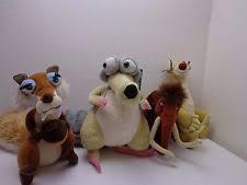 film disney character ice age toys ebay