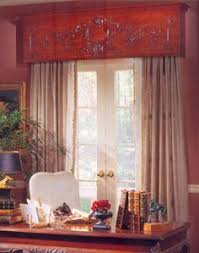 Window Cornice Styles Painted Cornice For The Bow Window Maybe Craft Ideas Projects