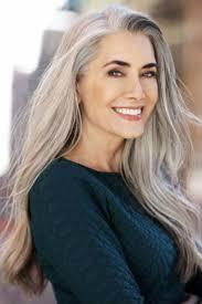 coupe cheveux gris cheveux gris 40 coiffures cheveux gris pour femme