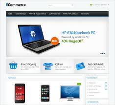 download template toko online simple 23 php ecommerce themes templates free premium templates