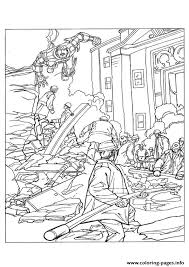 rescuing a4 avengers marvel coloring pages printable