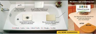 Bathtub Restore Fiberglass Bathtub Refinishing Contact Us