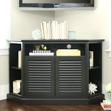 Corner Tv Cabinets For Flat Screens With Doors Best 25 Corner Tv Table Ideas On Pinterest Corner Tv Tv Table