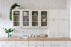 kitchen sink with cupboard for sale sink water tap kitchenware supplies on countertop and green