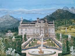 bavarian palace department linderhof palace and park palace