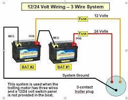 12 24 battery wiring diagram wiring diagrams