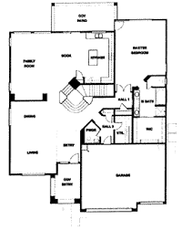 2 bedroom ranch floor plans verde ranch floor plan 3492 model