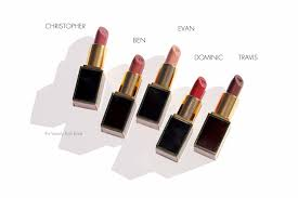 tom ford lips and boys 2016 beauty swatches pinterest tom