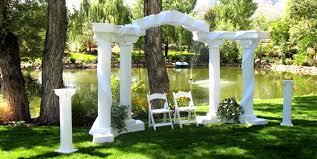 wedding backdrop chagne wedding backdrops to change your wedding location wedding lush