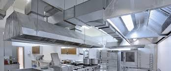 Commercial Kitchen Ventilation Design by Variar Commercial Industrial Kitchen Exhaust Systems Chennai