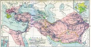 Map Of Albania Karabakh Org Map Of Karabakh Part Of Caucasian Albania