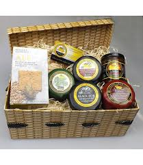 Cheese Gift Basket Cheese Lovers Gift Basket