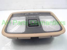 used parts for lexus 2004 acura mdx map light tan ahparts com used honda acura