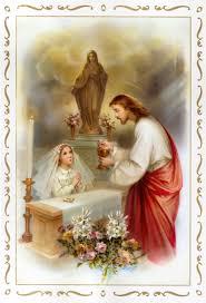 holy communion prayers