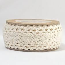 ribbon lace cotton lace ribbon 30mm x 5m closs hamblin