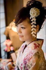 japanese hair ornaments japanese traditional style tessel flowers kimono cloth flower