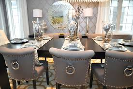 Chic Dining Room Glam Chic Dining Room
