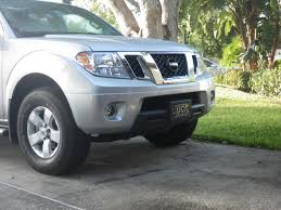 nissan frontier mud flaps air dam and gas mileage nissan frontier forum