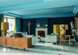 peinture salon marocain indogate com salon bleu et gris