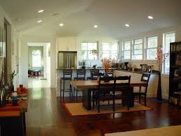 vaulted ceiling lighting kitchen contemporary with eat in kitchen