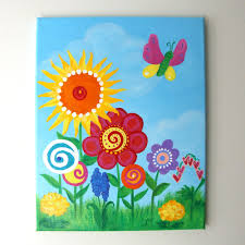 canvas art ideas for tweens home decor ideas