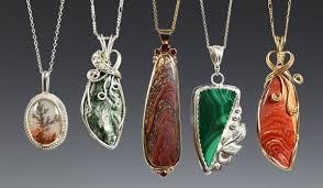 custom pendants custom gemstone pendants michele c dodge