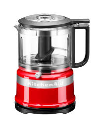 kitchenaid launched a new mini food processor home appliances world