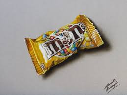 hyper realistic drawings of everyday objects